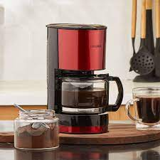 Cookplus Coffee Keyf Filtre Kahve Makinesi Red 601 Cookplus
