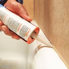 Tips For Caulking Trim Bathtub Caulking Tips Family Handyman