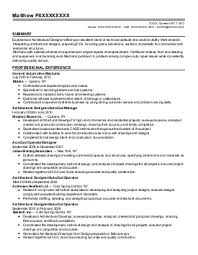 Architectural Drafter Resume Assignments Box Assignment Writing Services Assignment Writing 6