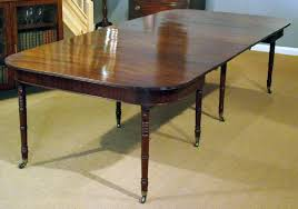 antique extending table georgian mahogany dining table