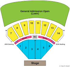 Cricket Amphitheatre Seating Chart John Mayer Tickets 2013 07 10 Bonner Springs Ks Cricket