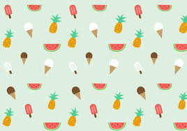 Summer Pattern Awesome Summer Pattern Vector Download Free Vector Art Stock Graphics