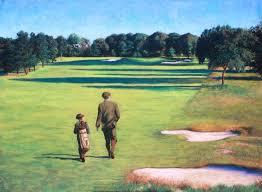 45 best vintage golf art images on golf art golf gifts and vintage golf