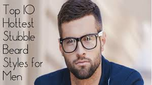 Scruffy Facial Hair Style top 10 hottest stubble beard styles for men 2017 2018 sexiest 3373 by wearticles.com