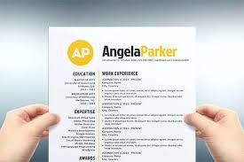 Creative Resume Templates Word Template Free Download Format