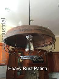industrial lighting diy. Vintage Pendant Light Rustic Chicken Feeder Kitchen Island Industrial Lighting Steampunk Farmhouse Chandelier Diy T