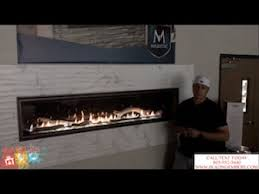 majestic echelon ii gas modern fireplace review