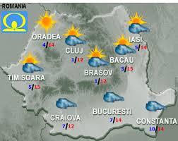 METEO. Cum va fi VREMEA în România joi şi vineri. Harta ANM