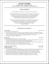 Entry Level Nurse Resume Template Profile Experience Certified