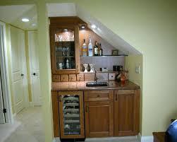 basement wet bar under stairs.  Basement Home Incredible Basement Wet Bar Under Stairs 4  With N