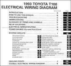 1993 toyota camry stereo wiring diagram 1993 image 1996 toyota t100 wire diagram 1996 auto wiring diagram schematic on 1993 toyota camry stereo wiring