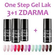 Jednofázové Gel Laky One Step Gel Laky 3 V 1 X Nails