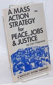 A Mass Action Strategy For Peace Jobs