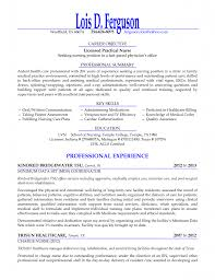 Sample Lpn Resume Objective Sample Lpn Resume Objective Downloads