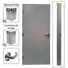 Decorating hollow metal door frames pictures : knock down frames. hollow metal door frame installation. drywall ...