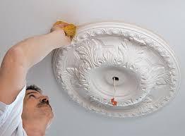 ceiling fan medallions. installing ceiling medallions fan