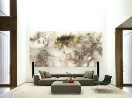 impressing large wall art ideas on design best big marvelous diy fabric canvas