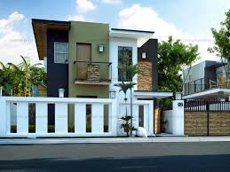 modern home design in the philippines modern house plans