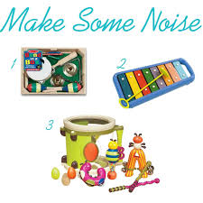 musical instrument gifts for a one year old via www.thepinningmama.com The Ultimate Gift List 1 Year Old Boy! \u2022 Pinning Mama