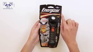 Energizer Hard Case Led Work Light Energizer Hard Case Pro Pivot Torch Led Unboxing