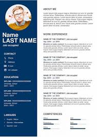 Modern Resume Formate