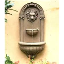 wall mounted fountain outdoor wall mounted fountains resin wall mounted drinking water fountains outdoor wall mounted