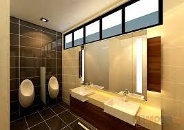Commercial Male Toilet Design @ M-suites Hotel