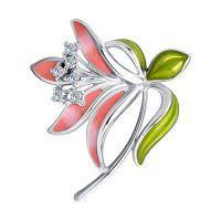 <b>Серебряные броши Соколов</b> купить в интернет магазине в России