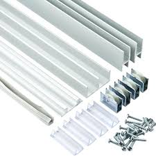 sliding glass door track aluminum e z glide tracks sliding glass door track repair home depot