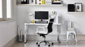 tidy office. Creating A Harmonious Clutter-free Home Office With Officeworks. Tidy