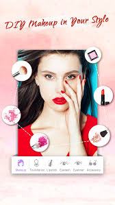 you makeup beauty camera and photo editor with nice effects for insram free screenshot 1