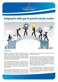 What Are Some Job Skills Bridging The Skills Gap For Growth And Job Creation