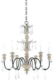 white washed wood chandelier wonderful we got six light distressed and iron wooden white washed wood chandelier