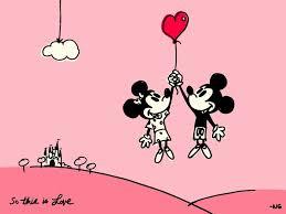 Valentine Disney 桌面图片Background ...