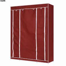 Homdox Portable Bedroom Furniture Simple Wardrobe Fabric Cloth Wardrobe  Closet Simple Cloth Cabinet Large Capacity Wardrobes 22