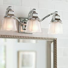 Rustic Lighting 3 Light Bathroom Vanity Chelsea 3 Light Bath Bar