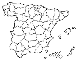 Small Picture The provinces of Spain coloring page Coloringcrewcom