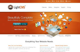 home page design. page designs - web design showcase. lightcms home p