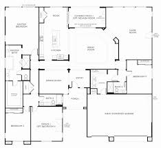One Story House Plans With Two Master Suites Elegant Stunning 5 Bedroom  Ranch House Plans Contemporary Best Inspiration