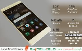 huawei p8 specification. huawei ascend p8 review specification