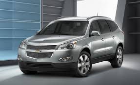 2009 Chevrolet Traverse to Be Volume Vehicle | Auto Shows | News ...