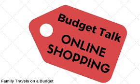 online family budget budget talk online shopping do you really save family