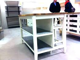 stainless steel kitchen table. Kitchen Table Island Stainless Steel Islands Rolling Sur La