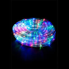 christmas rope lighting. 9M Connectable LED Rope Light - Multi Colour Christmas World Lighting