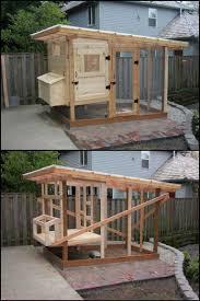 Best Chicken Coop Design 20 Creative Low Budget Diy Backyard Chicken Coop Plans