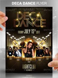 free dance flyer templates 25 dance party flyer templates ai docs pages psd word formats
