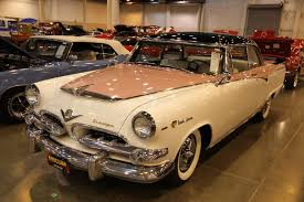 Breadth and depth of transactional data 1955 Dodge Royal Values Hagerty Valuation Tool