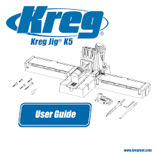 Kreg Jig Pocket Hole Kit Manualzz Com