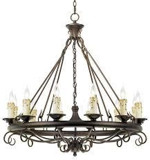 rodeo chandelier