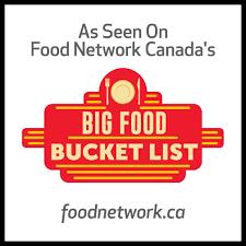 Guu was featured on Food Network Canada's Big Food Bucket list ...